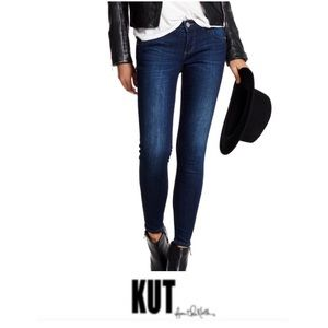Kut from the Kloth Viv Skinny Jeans